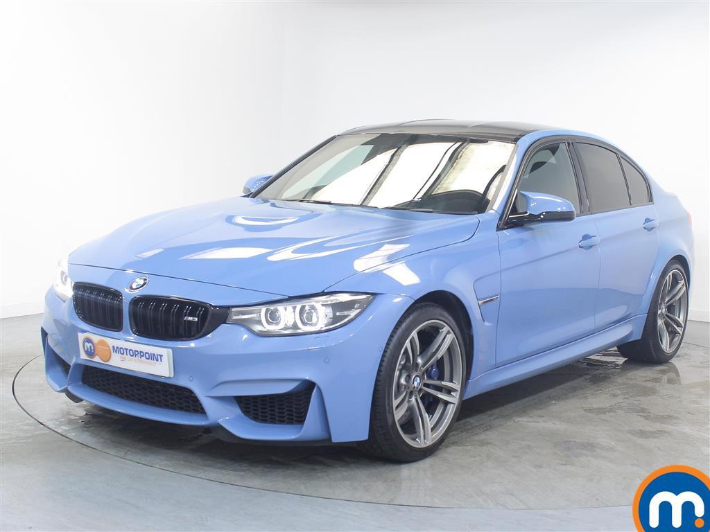 BMW M3 M3 - Stock Number (1024573) - Passenger side front corner