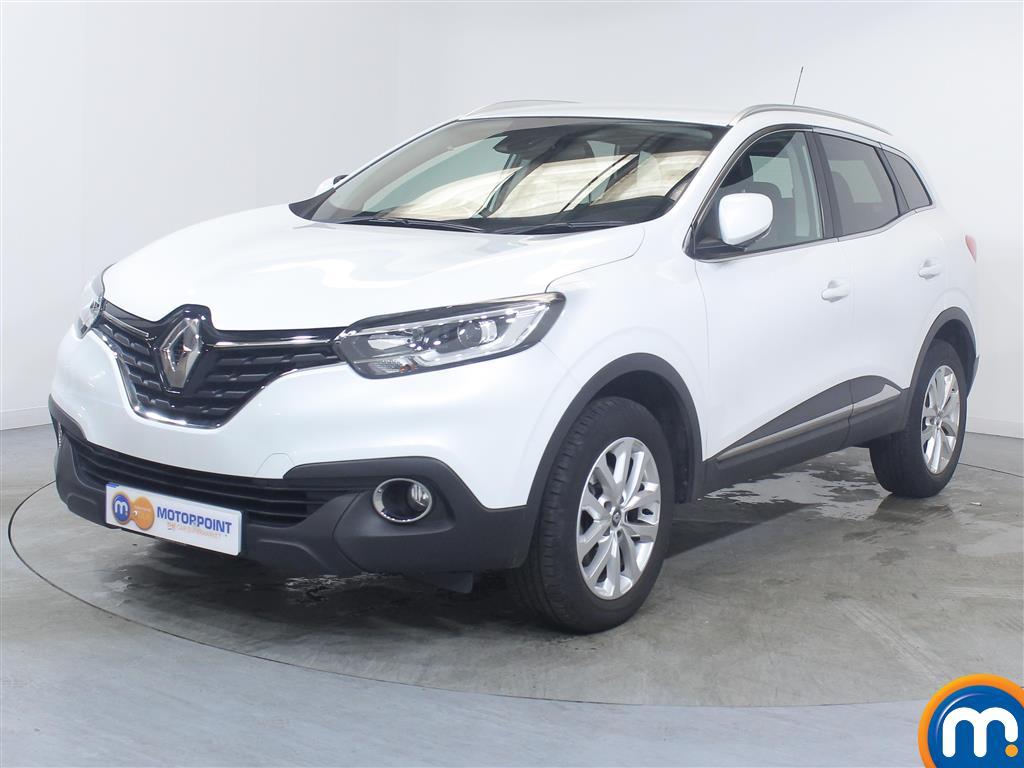 Renault Kadjar Dynamique Nav - Stock Number (1030422) - Passenger side front corner