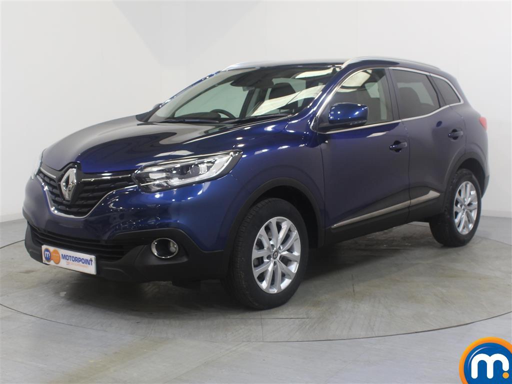 Renault Kadjar Dynamique Nav - Stock Number (1029623) - Passenger side front corner