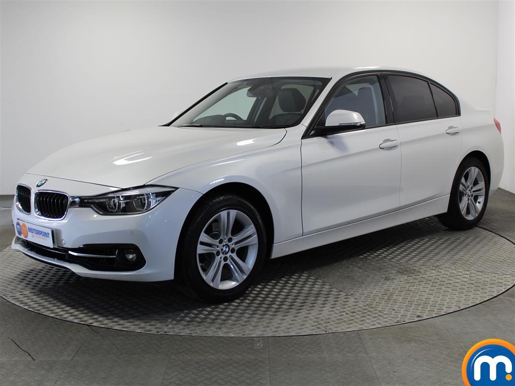 BMW 3 Series Sport - Stock Number (998777) - Passenger side front corner