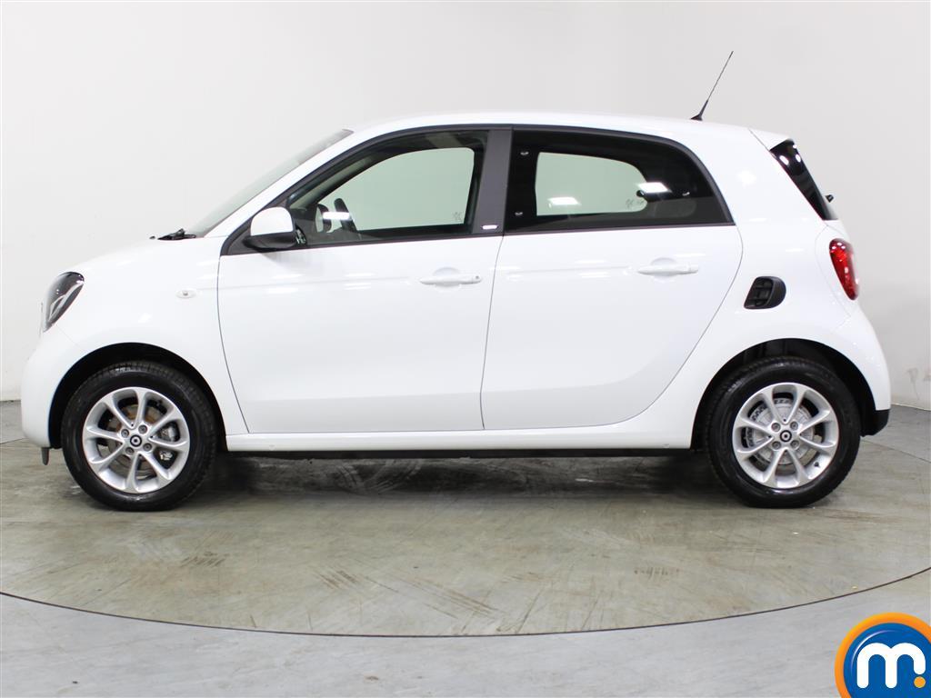 Smart Forfour Hatchback Passion - Stock Number (1022427) - Passenger side front corner