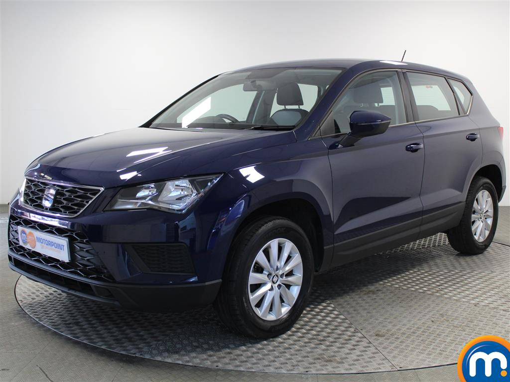 Seat Ateca S - Stock Number (1030806) - Passenger side front corner