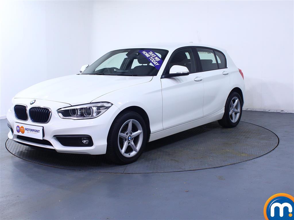 BMW 1 Series SE Business - Stock Number (1029701) - Passenger side front corner