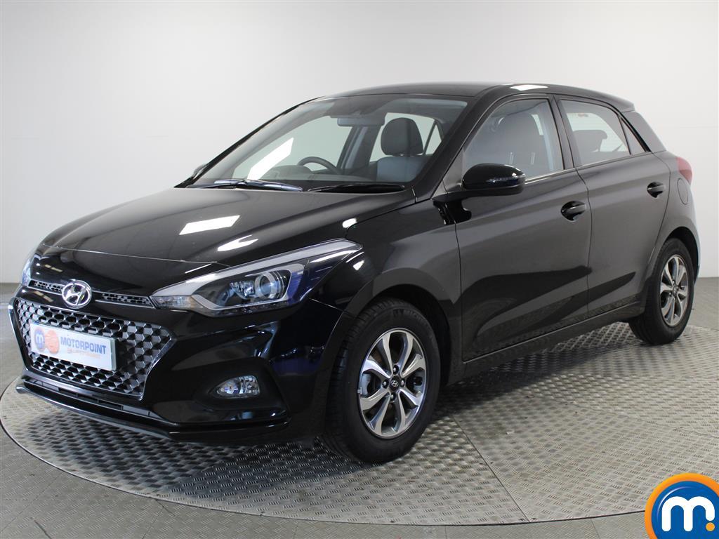 Hyundai I20 SE - Stock Number (1019875) - Passenger side front corner