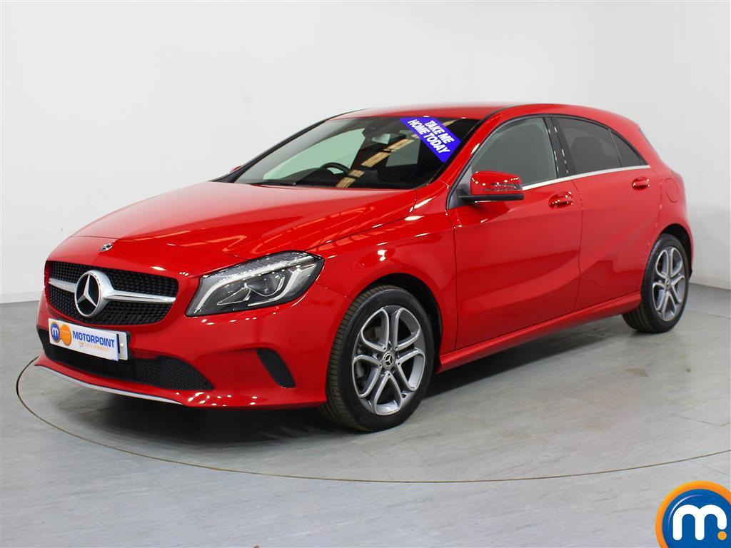Mercedes-Benz A Class Sport Edition - Stock Number (1026482) - Passenger side front corner
