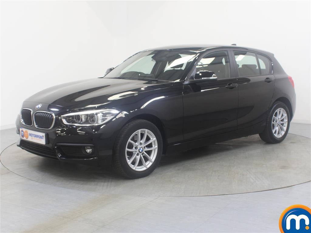 BMW 1 Series SE Business - Stock Number (1029686) - Passenger side front corner