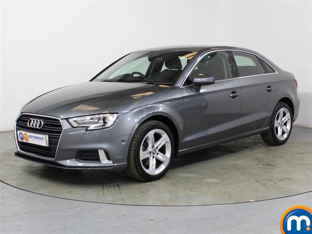 Audi A3 Sport - Stock Number (1030855) - Passenger side front corner