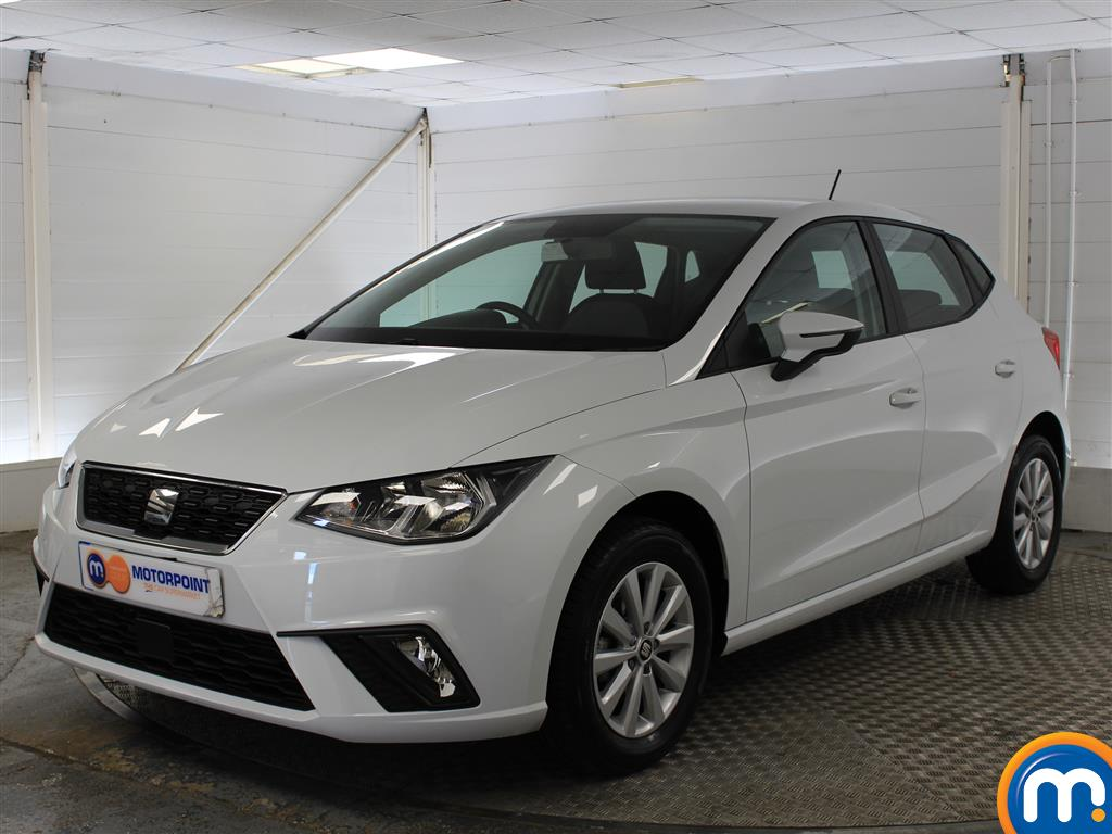 Seat Ibiza SE Technology - Stock Number (1032565) - Passenger side front corner