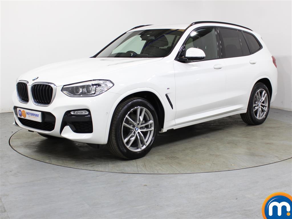 BMW X3 M Sport - Stock Number (1027019) - Passenger side front corner