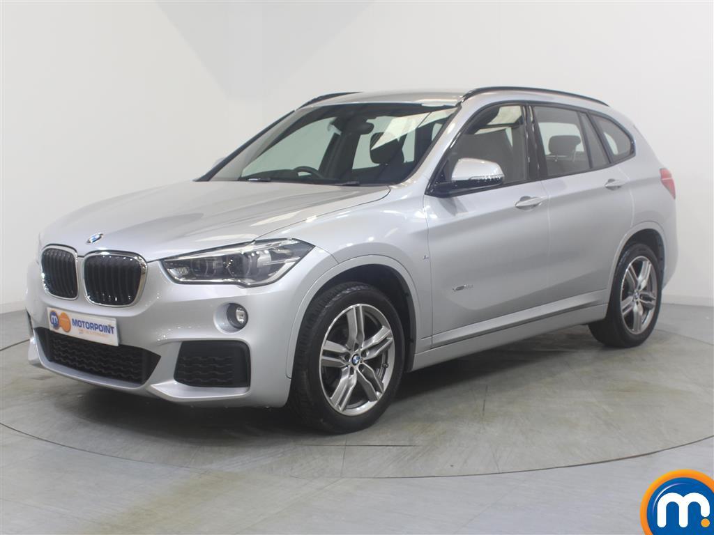 BMW X1 M Sport - Stock Number (1030697) - Passenger side front corner