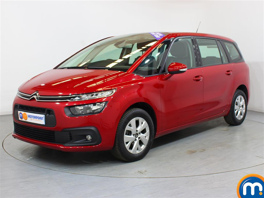 Citroen Grand C4 Picasso Touch Edition - Stock Number (1021486) - Passenger side front corner