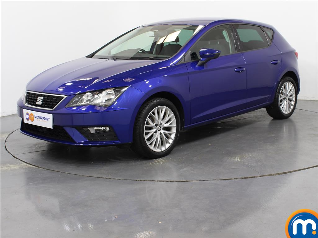 Seat Leon SE Dynamic Technology - Stock Number (1029163) - Passenger side front corner