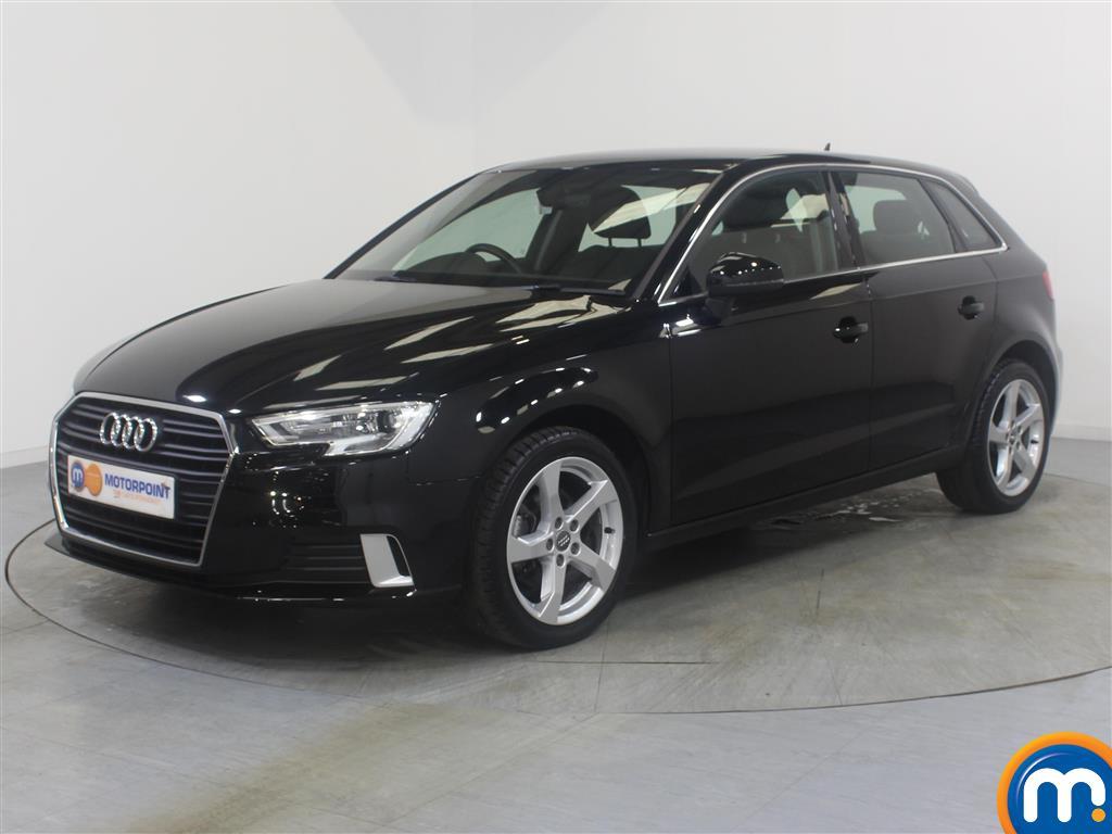 Audi A3 Sport - Stock Number (1027191) - Passenger side front corner