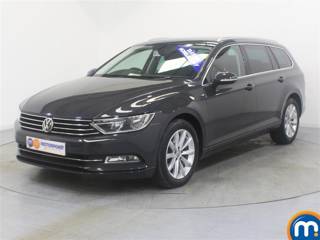 Volkswagen Passat SE Business - Stock Number (1030344) - Passenger side front corner