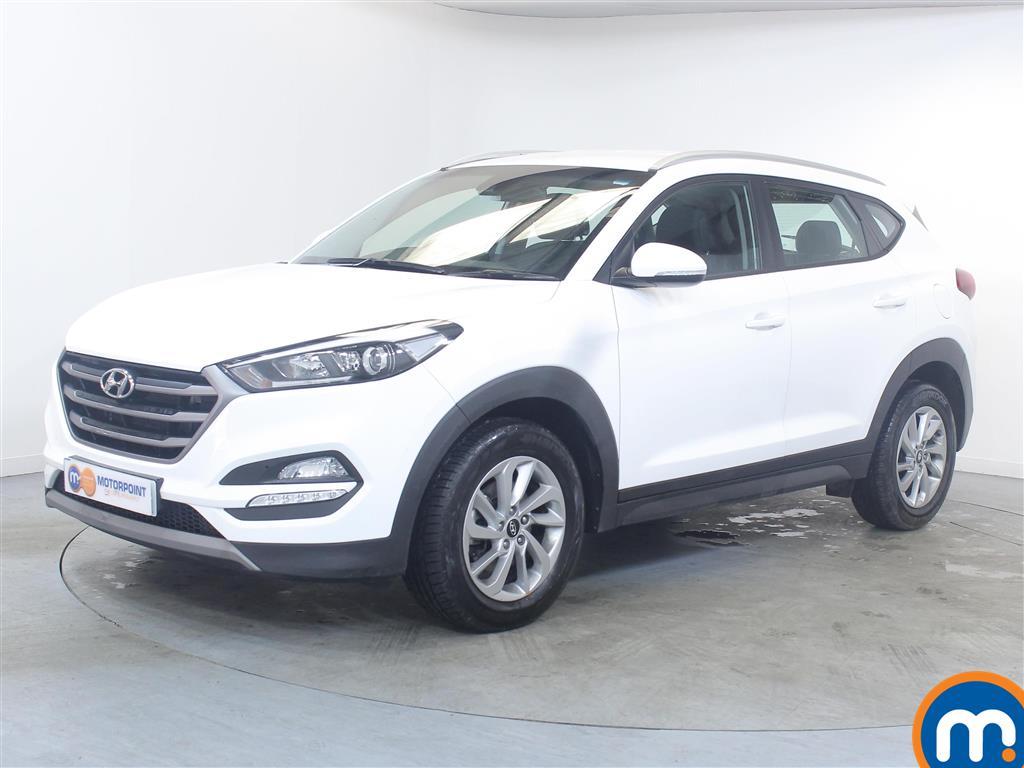 Hyundai Tucson SE Nav - Stock Number (1028715) - Passenger side front corner
