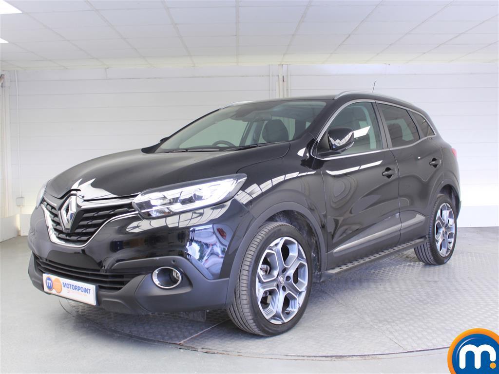 Renault Kadjar Dynamique SE Nav - Stock Number (1026120) - Passenger side front corner