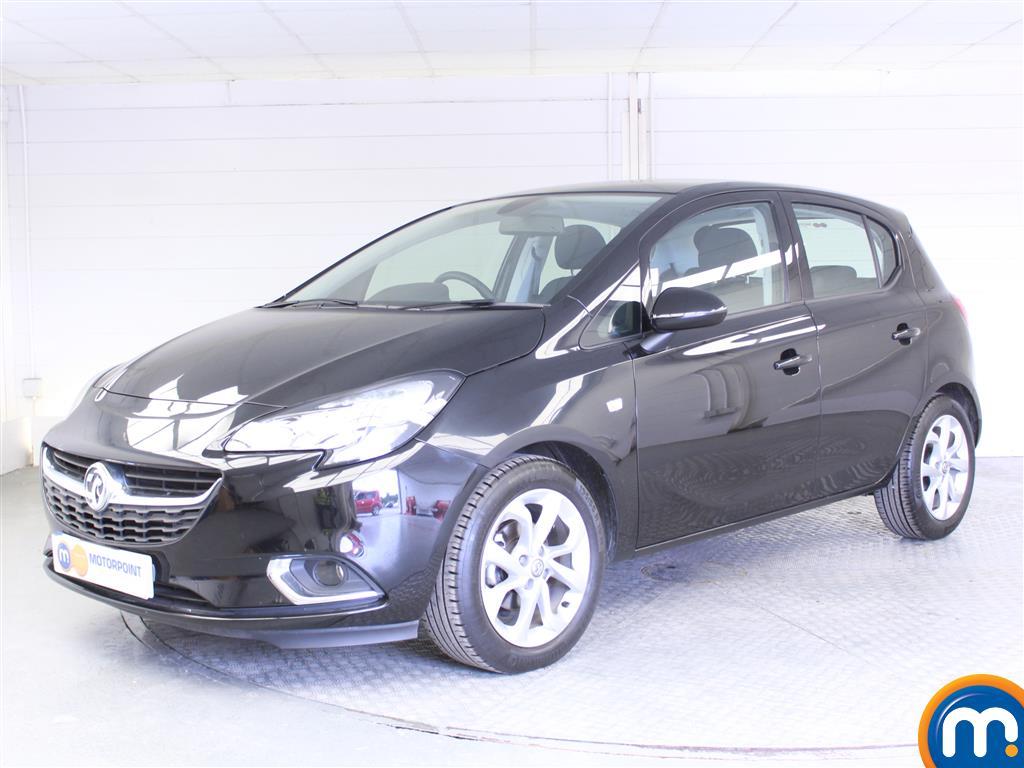 Vauxhall Corsa SRi - Stock Number (1016670) - Passenger side front corner