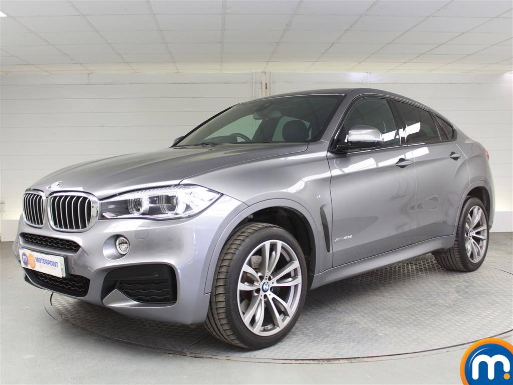 BMW X6 M Sport - Stock Number (1017661) - Passenger side front corner