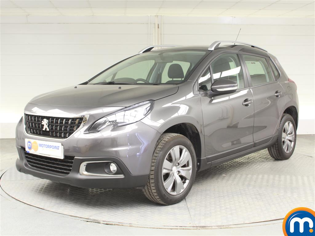 Peugeot 2008 Active - Stock Number (1000516) - Passenger side front corner