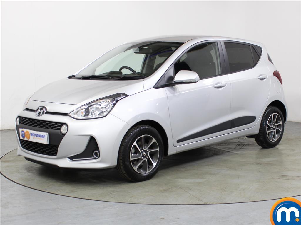 Hyundai I10 Premium - Stock Number (996818) - Passenger side front corner