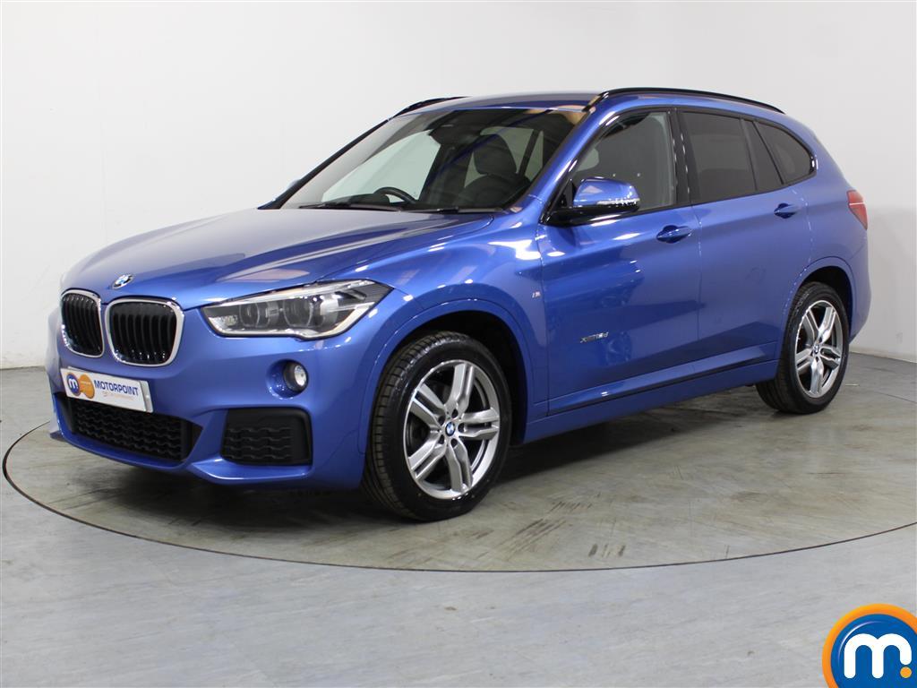 BMW X1 M Sport - Stock Number (1027630) - Passenger side front corner