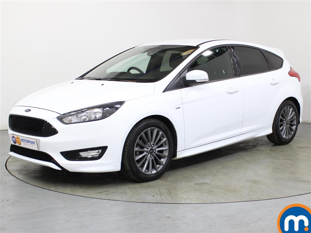 Ford Focus ST-Line - Stock Number (1011361) - Passenger side front corner