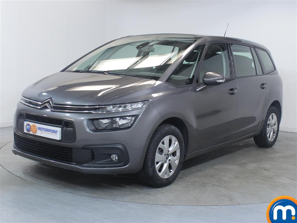 Citroen Grand C4 Picasso Touch Edition - Stock Number (1026946) - Passenger side front corner