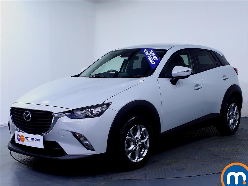 Mazda Cx-3 SE-L Nav - Stock Number (1030925) - Passenger side front corner