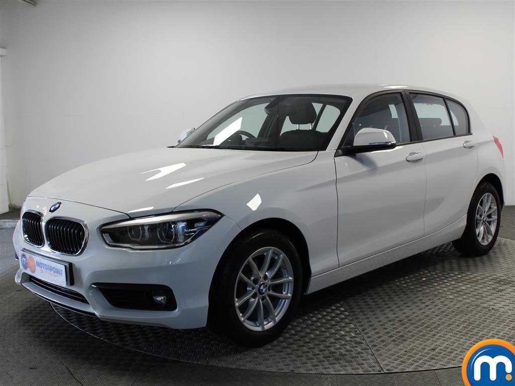 BMW 1 Series SE Business - Stock Number (1030741) - Passenger side front corner