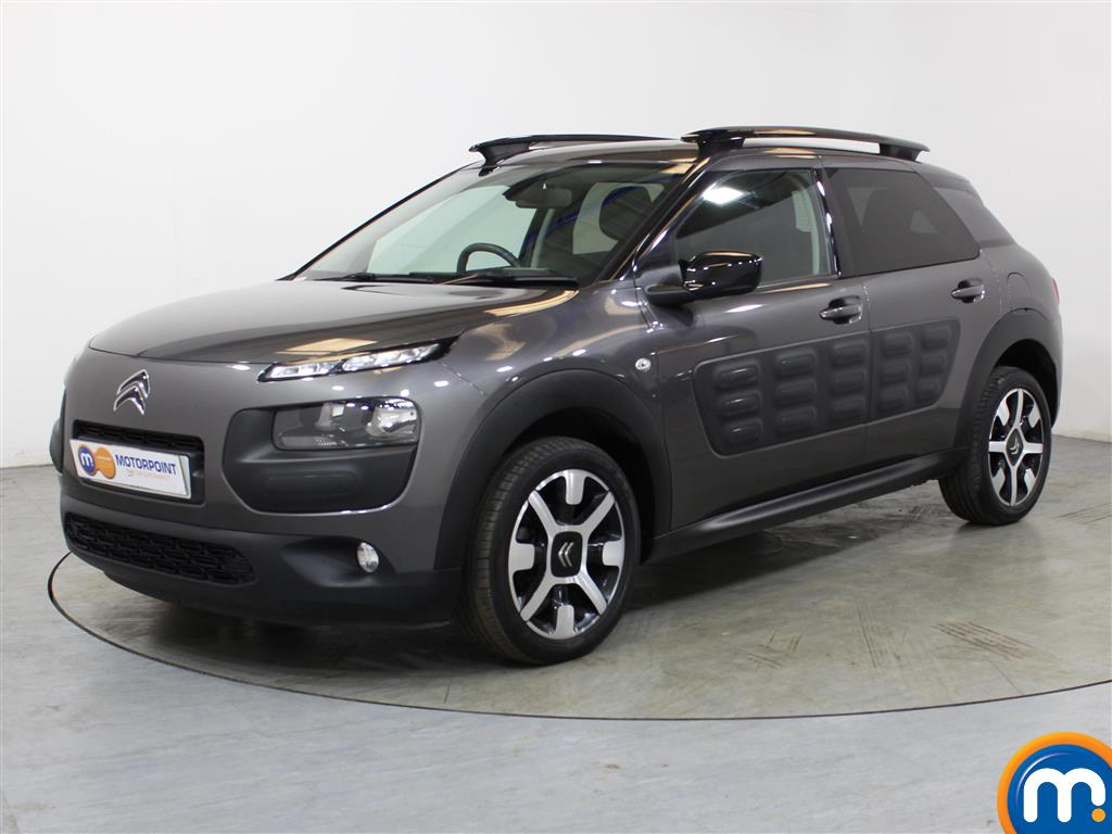 Citroen C4 Cactus Flair - Stock Number (1017023) - Passenger side front corner