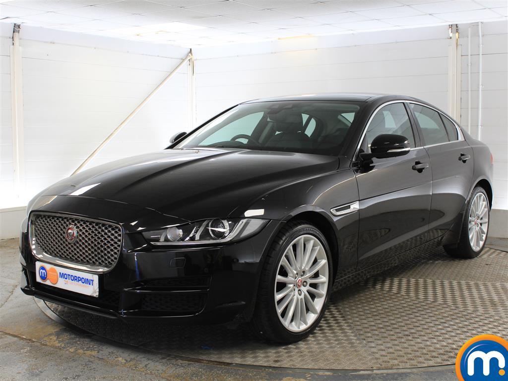 Jaguar XE Portfolio - Stock Number (1031726) - Passenger side front corner