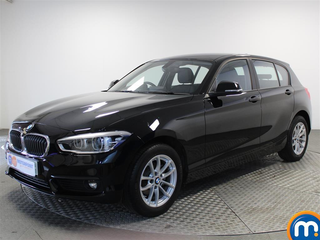 BMW 1 Series SE Business - Stock Number (1027860) - Passenger side front corner