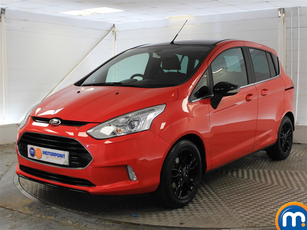Ford B-Max Zetec Red Edition - Stock Number (1031134) - Passenger side front corner