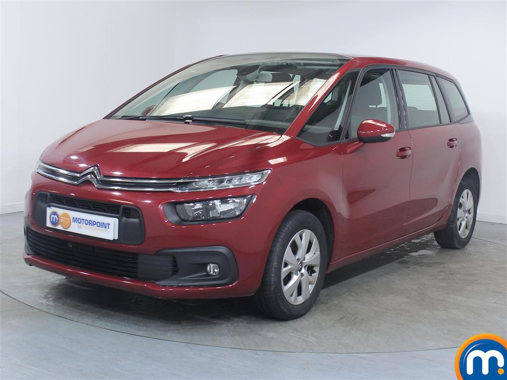 Citroen Grand C4 Picasso Touch Edition - Stock Number (1026942) - Passenger side front corner