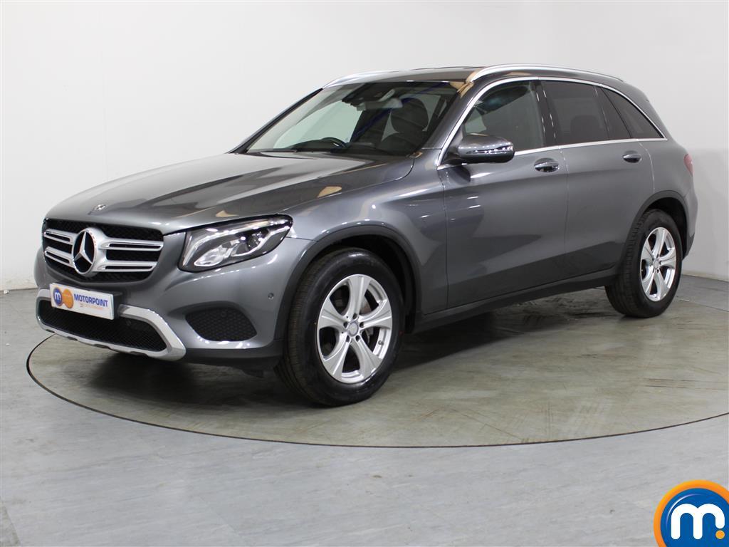 Mercedes-Benz GLC Sport - Stock Number (1023987) - Passenger side front corner