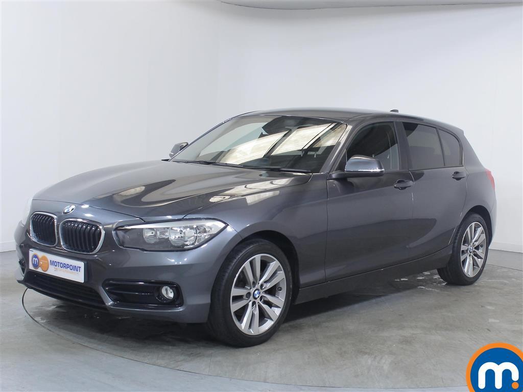 BMW 1 Series Sport - Stock Number (1028655) - Passenger side front corner