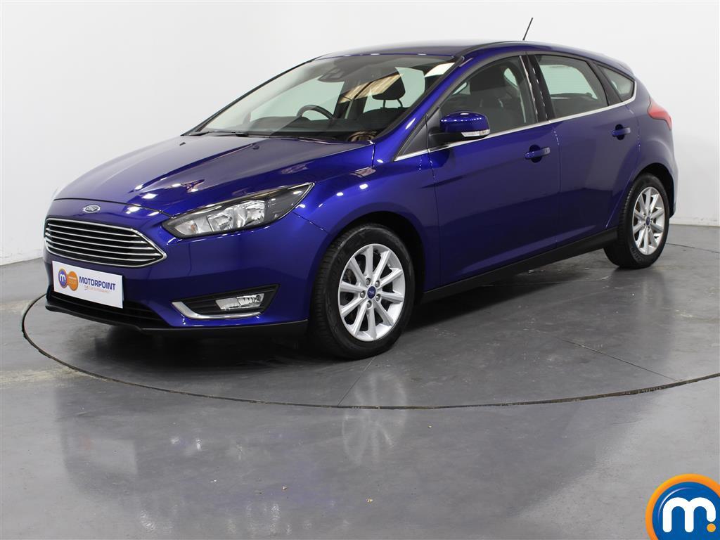Ford Focus Titanium - Stock Number (1026491) - Passenger side front corner