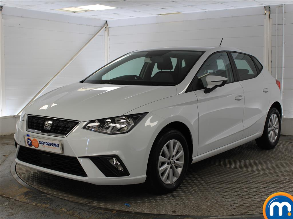 Seat Ibiza SE Technology - Stock Number (1032820) - Passenger side front corner