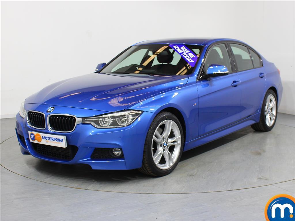 BMW 3 Series M Sport - Stock Number (1032486) - Passenger side front corner