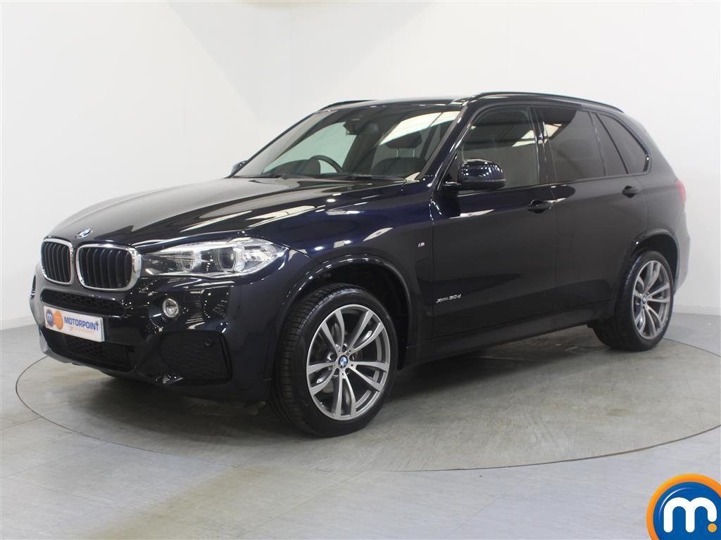 BMW X5 M Sport - Stock Number (1023884) - Passenger side front corner
