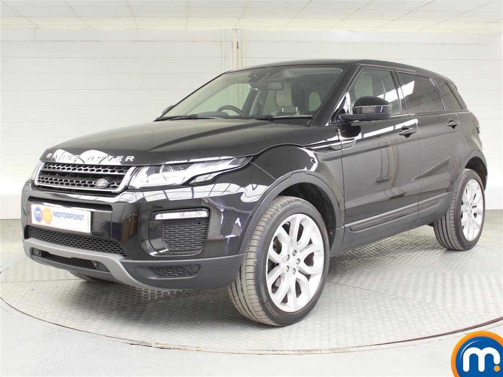 Land Rover Range Rover Evoque SE Tech - Stock Number (1024543) - Passenger side front corner