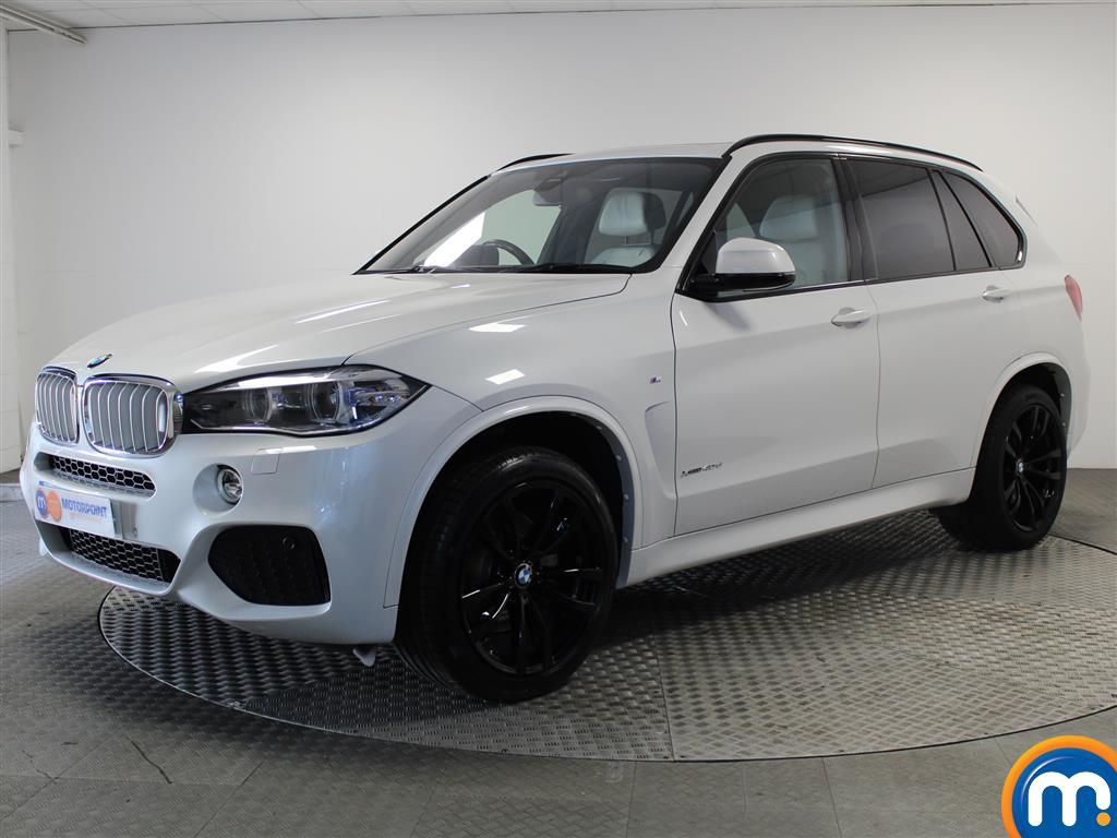BMW X5 M Sport - Stock Number 1029661 Passenger side front corner
