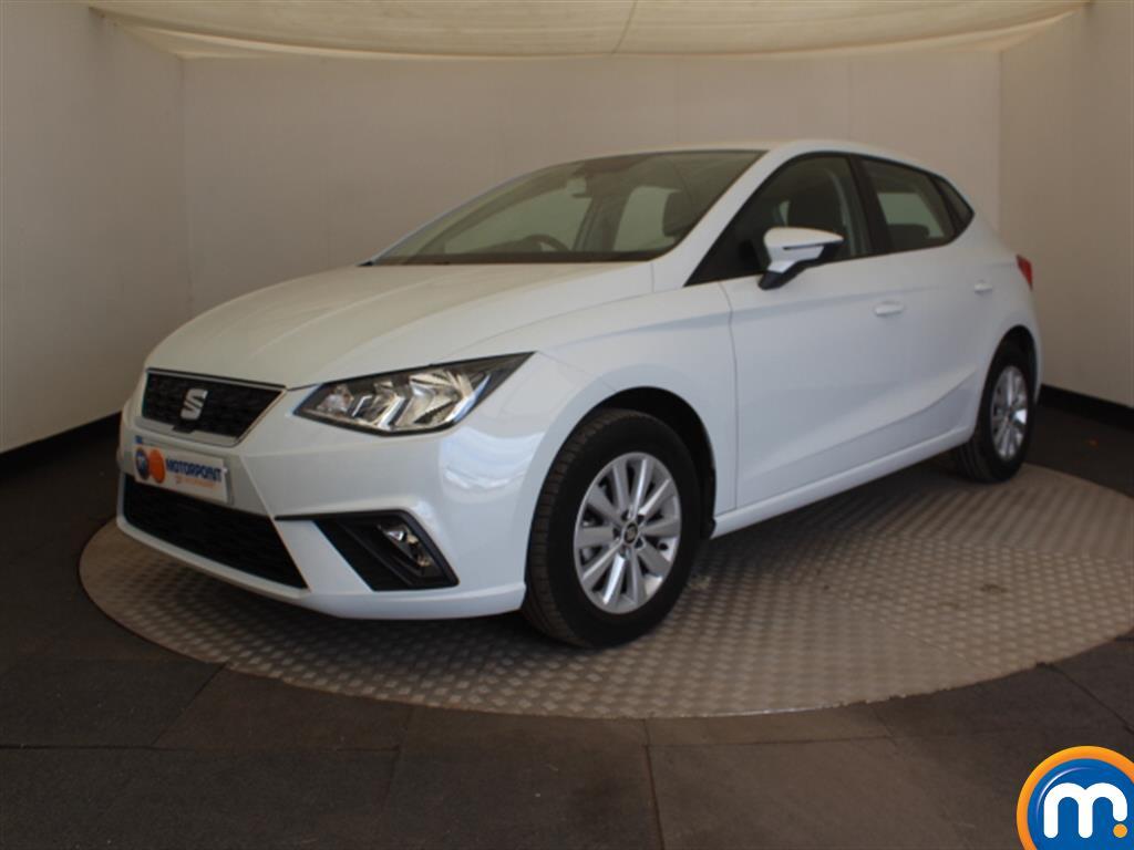 Seat Ibiza SE Technology - Stock Number 1032821 Passenger side front corner