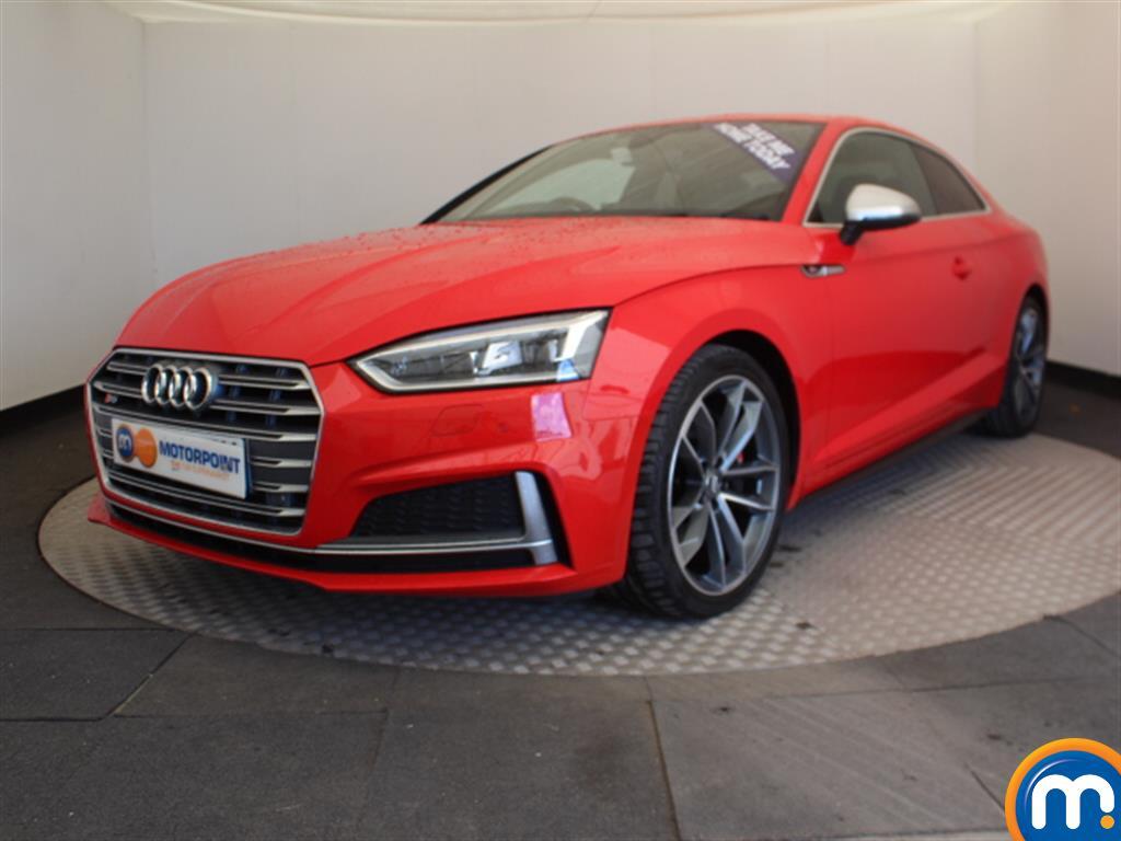 Audi A5 S5 - Stock Number (1031245) - Passenger side front corner