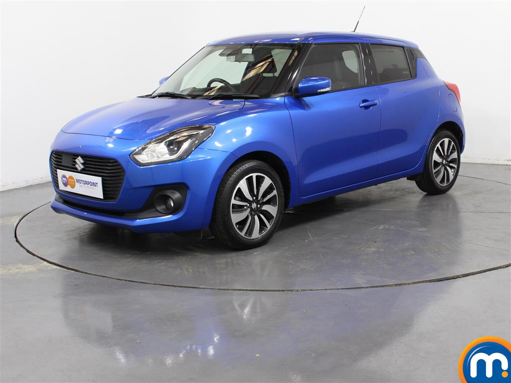 Suzuki Swift SZ5 - Stock Number (1030371) - Passenger side front corner