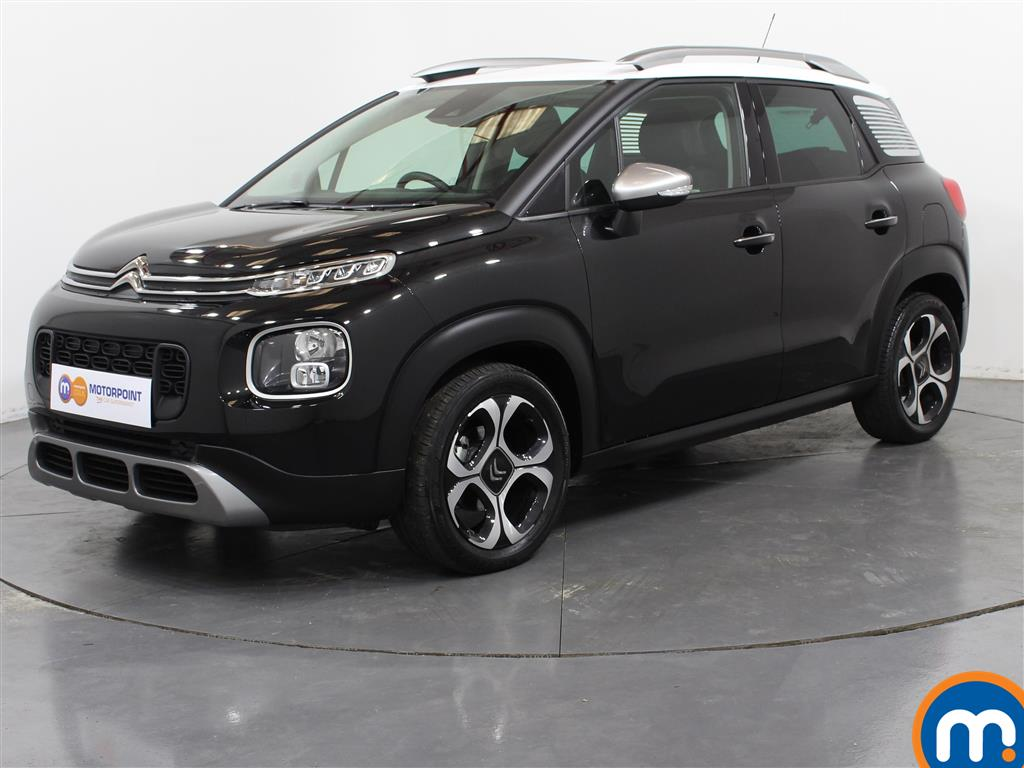 Citroen C3 Aircross Flair - Stock Number (1028879) - Passenger side front corner