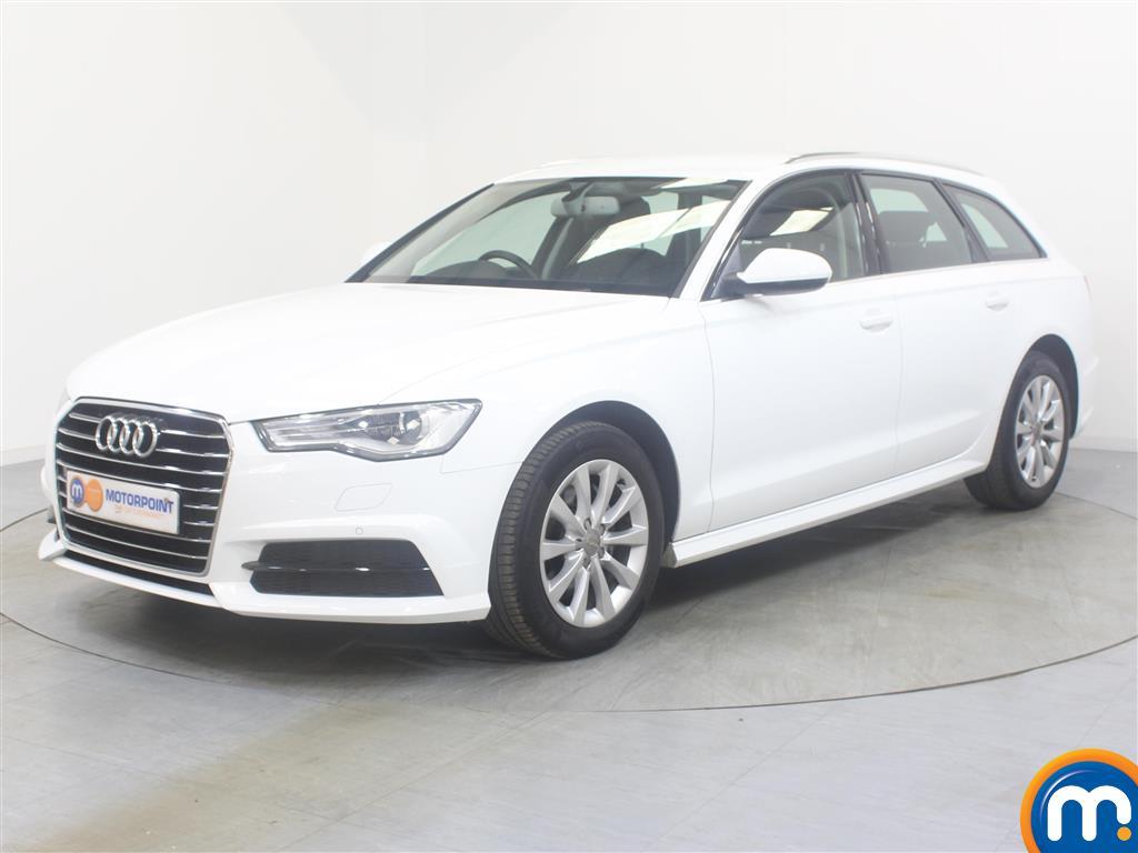 Audi A6 SE Executive - Stock Number (1020940) - Passenger side front corner