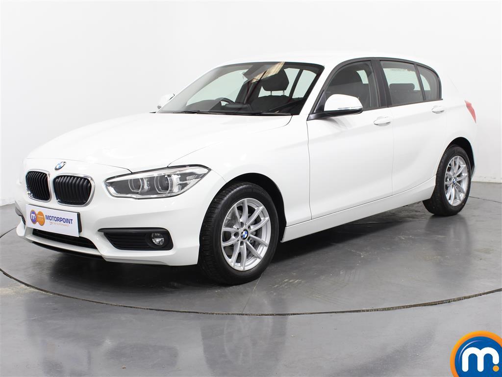 BMW 1 Series SE Business - Stock Number (1030738) - Passenger side front corner