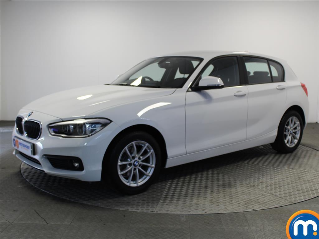 BMW 1 Series SE Business - Stock Number (1029684) - Passenger side front corner