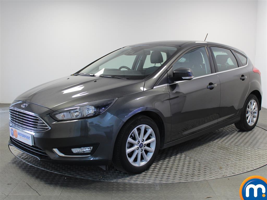 Ford Focus Titanium - Stock Number (1018223) - Passenger side front corner